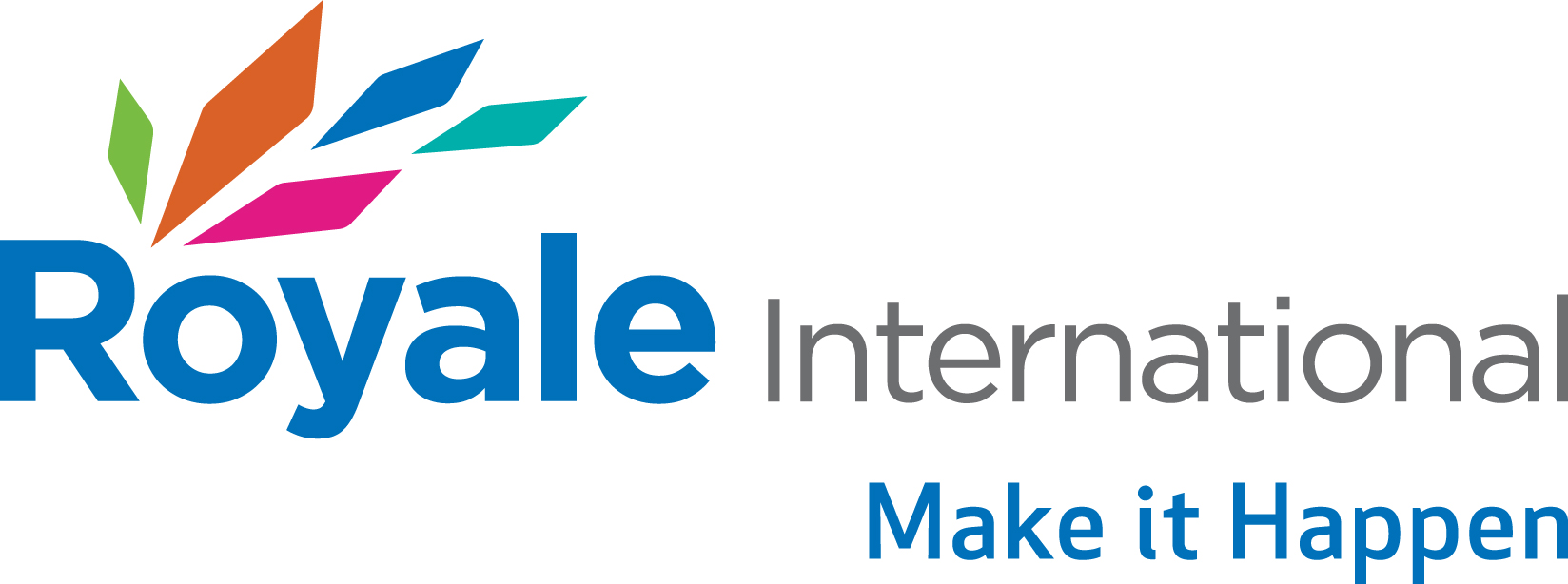 Royale International - new logo