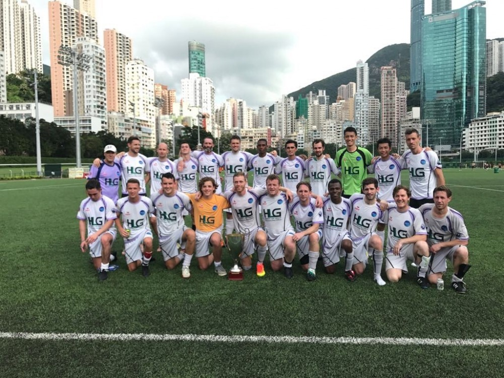 DBFC AND HK SCOTISH STAGS DO THE DOUBLE