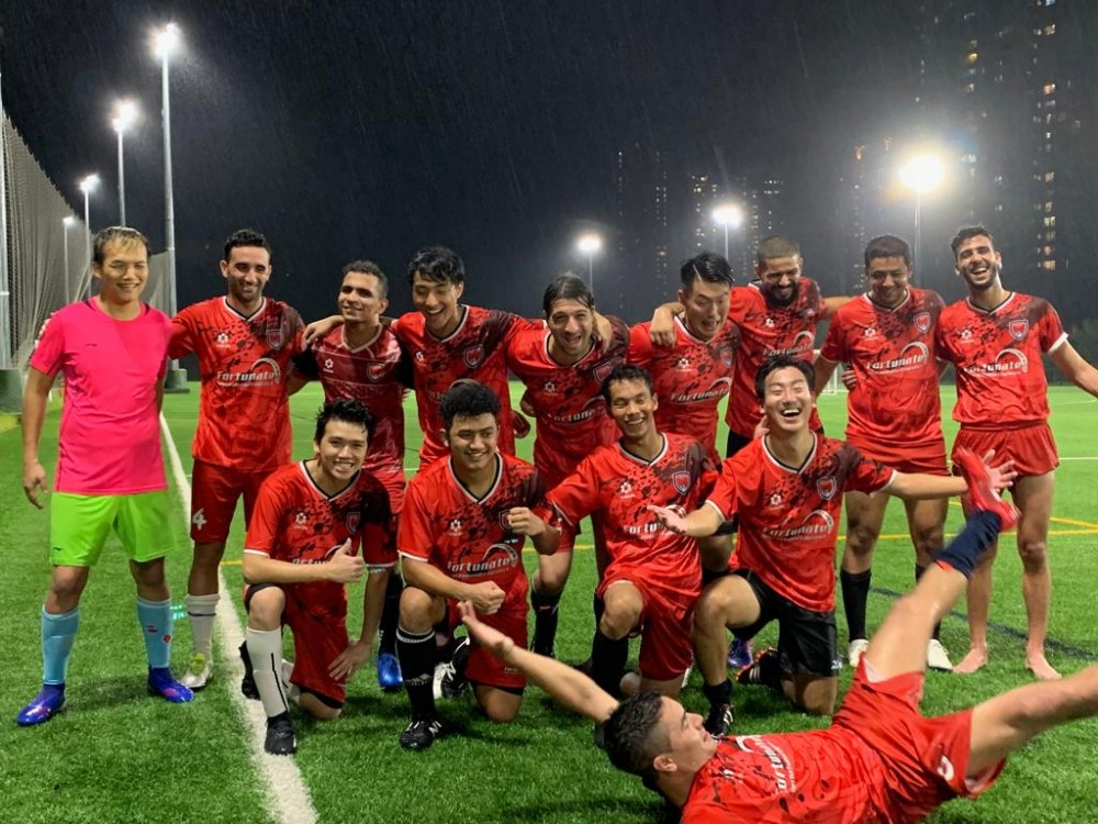 Week 1: 2019/20 Season Starts and Wanchai Spartans smash Mes for 8